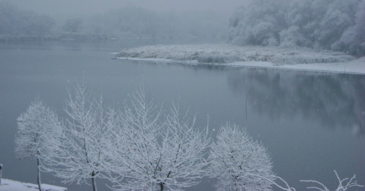 Amur horgászata télen a Tisza-tónál, szállással a Balneum Hotelben