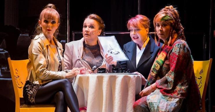 Menopauza musical előadások 2021. Online jegyvásárlás