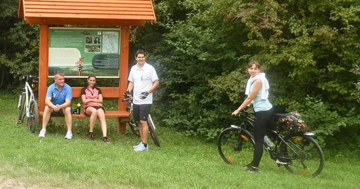 Balatoni kerékpártúrák vezetéssel Gyenesdiásról