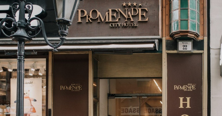 Promenade City Hotel*** Superior Budapest