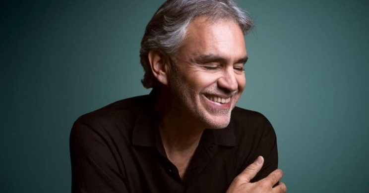 Andrea Bocelli koncert Budapest