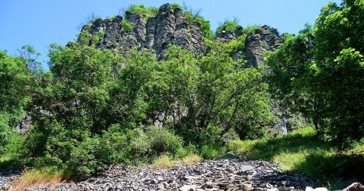 Geológiai és botanikai tanösvény, ökotúra Badacsonyban
