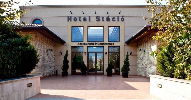 Hotel Stáció Wellness & Conference ****superior