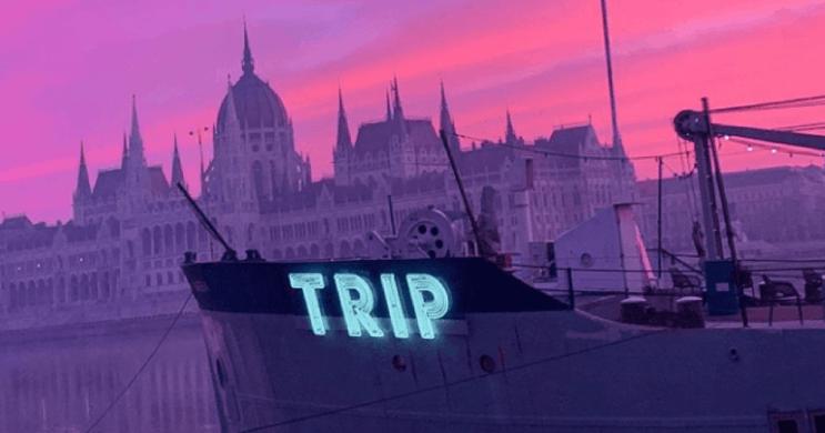 TRIP hajó Budapest