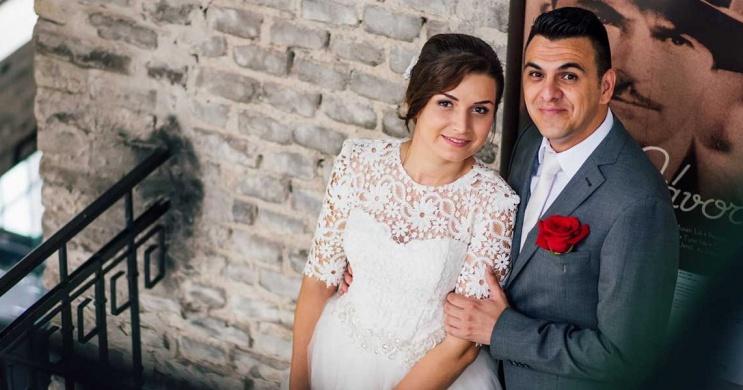Különleges esküvői fotózás egy felejthetetlen helyszínen a Nemzeti Filmtörténeti Élményparkban