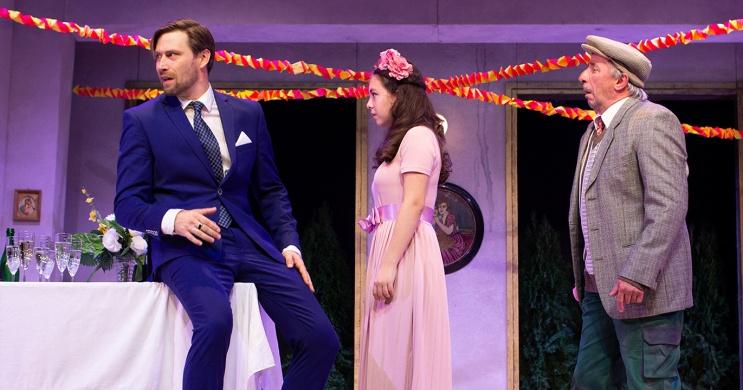 Figaro házassága előadás Budapesten, a Városmajori Szabadtéri Színpadon