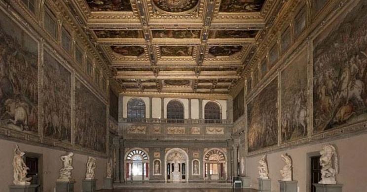 Firenze és az Uffizi Képtár. A művészet templomai című ismeretterjesztő mozifilm-sorozat része