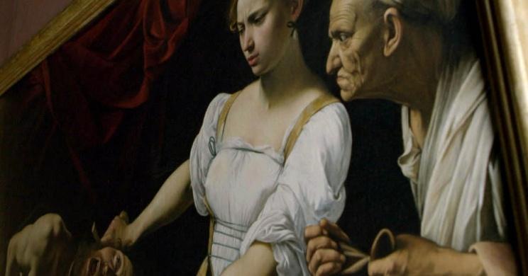 Caravaggio élete és művei. Vérről és lélekről, színes, feliratos olasz ismeretterjesztő film