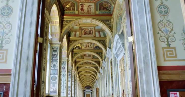 Az Ermitázs Múzeum és Szentpétervár. A művészet ereje, feliratos olasz ismeretterjesztő film