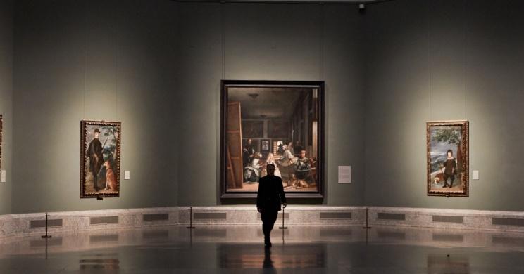 Prado Múzeum Madrid, a csodák gyűjteménye. Színes, feliratos olasz ismeretterjesztő film