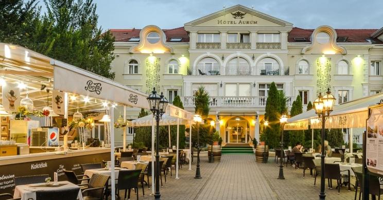 Hotel Aurum Hajdúszoboszó