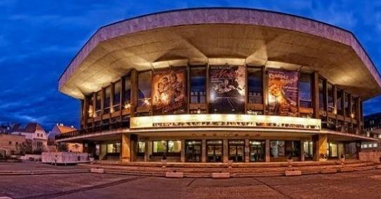 Győri Nemzeti Színház műsora