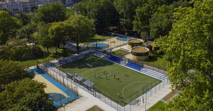 Városligeti Sportcentrum Budapest
