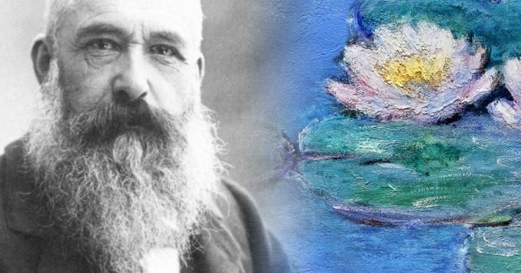 Monet élete és művei. A víz és fény bűvkörében, színes feliratos olasz ismeretterjesztő film