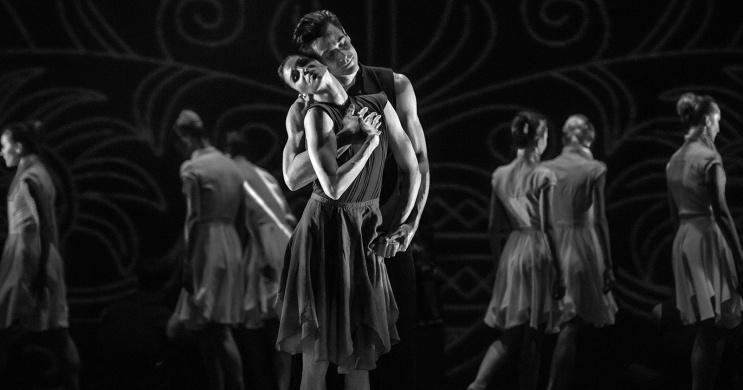 Győri Balett: Bolero-Romance előadás Budapesten a Városmajori Szabadtéri Színpadon