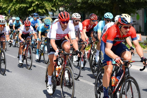 Kerékpárversenyek 2021