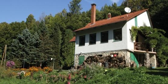 Farkasgyepűi Erdészet Németbányai Vadászház