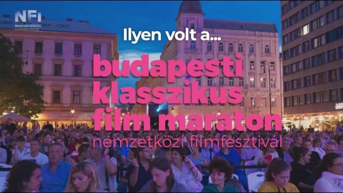 Filmmaraton 2020. Budapesti Klasszikus Film Maraton
