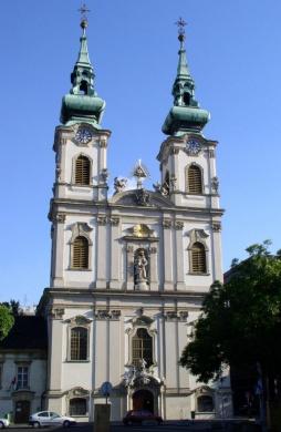 Szent Anna templom Budapest programok 2020