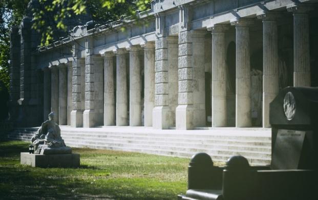 Nemzeti Sírkert látogatás a Fiumei úti temetőben