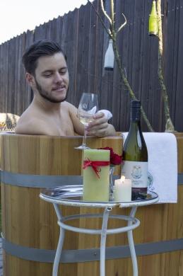 Dézsafürdő Móron, boros SPA testnek és léleknek az Öreg Prés Fogadóban