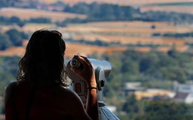 Csatár-hegyi kilátó Veszprém