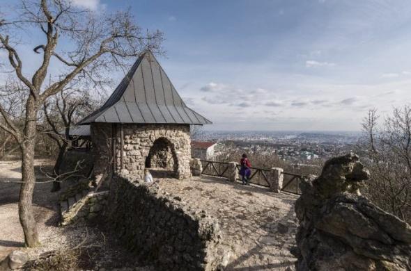 Látó-hegyi Árpád-kilátó Budapest