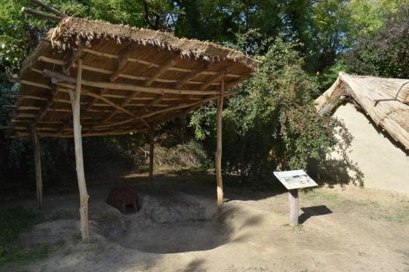 Árpád-kori Falurekonstrukció Tiszaalpár