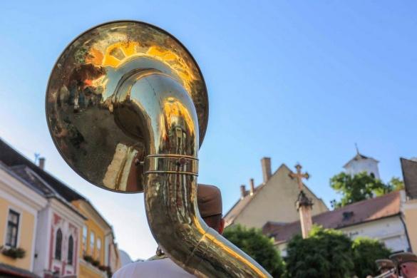 Szentendrei Regionális Katonazenekari Fesztivál