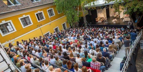 Szentendrei Teátrum és Nyár. Művészeti fesztivál színházi előadásokkal
