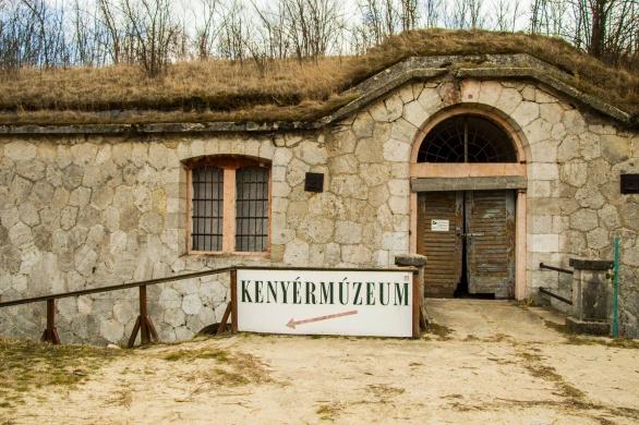 Kenyérmúzeum - Sütőipari kiállítás Komárom