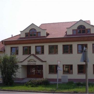 Városi Könyvtár és Művelődési Ház Tiszalök
