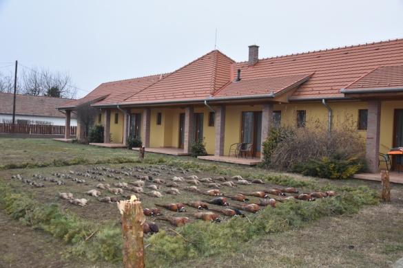 Csehi-Imrédi Vadásztársaság Ordacsehi
