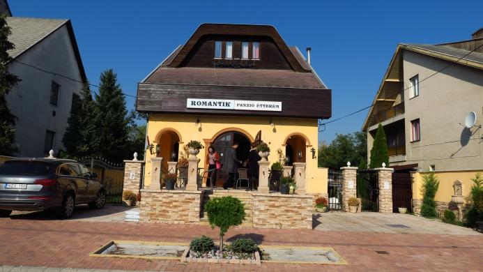 Hotel Romantik Panzió Budapest