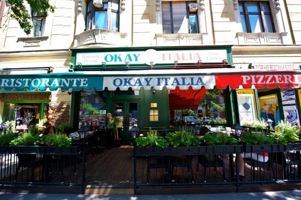 Okay Itália Olasz Étterem Budapest