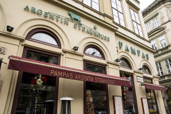 Pampas Argentine Steakhouse Budapest