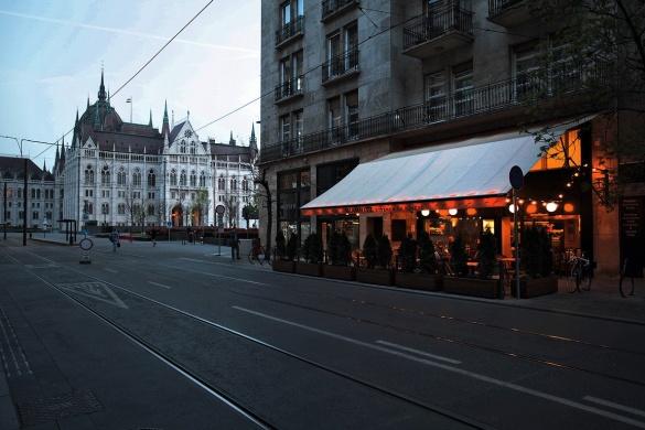 Biarritz Étterem és Kávézó Budapest
