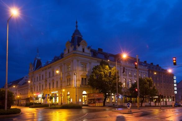 Arany Bárány Hotel *** superior Zalaegerszeg