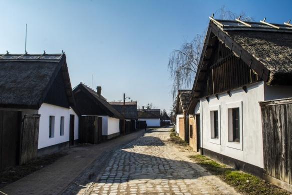 Csongrádi Halászházak