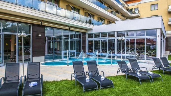 Balneo Hotel Zsori Thermal & Wellness**** Mezőkövesd