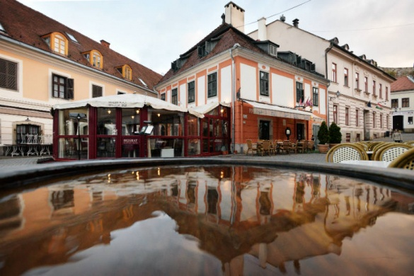 Hotel Senator Ház Eger