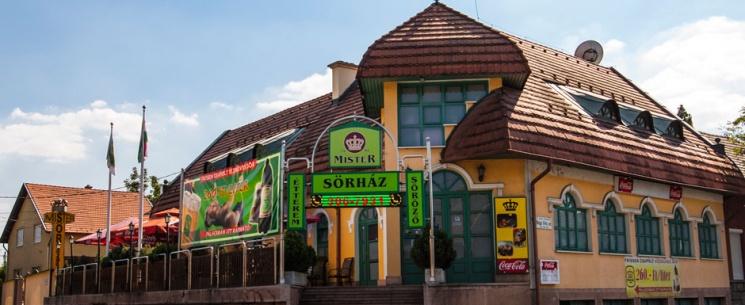 Mister Sörház Étterem és Sörfőzde Budapest