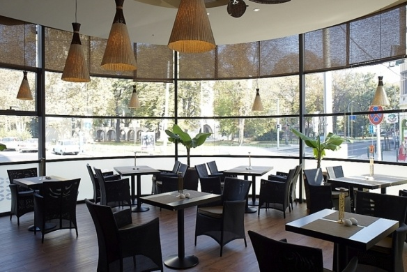 Mezzo Music Restaurant Étterem Budapest