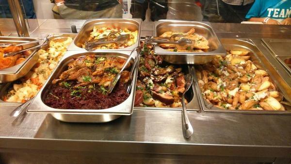 Katica Élményközpont Étterem Patca