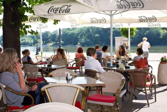Café Christine Szentendre