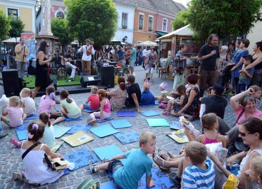 Családi programok és gyerekprogramok Szentendre 2021
