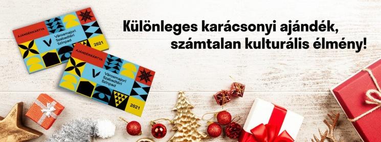 Városmajori ajándékkártya vásárlás Karácsonyra