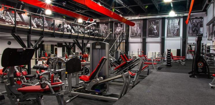 Cutler Fitness Veszprém by Scitec