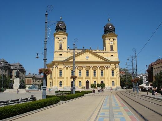 Boldog Új Évet Debrecen