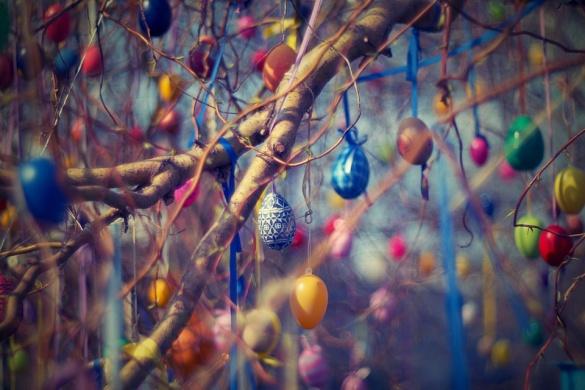 Húsvét tojásfa kiállítás Budapest